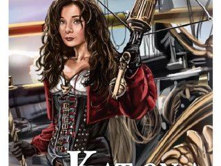Kat on a Hot Tin Airship - Kat Lightfoot Mysteries #2